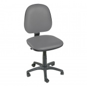 Sunflower Medical Grey Gas-Lift Chair
