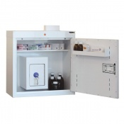 Medicine Cabinet with Inner Controlled Drug Cabinet :: Sports ...