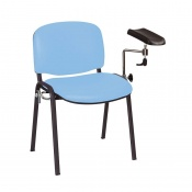 Sunflower Medical Cool Blue Vinyl Phlebotomy Chair