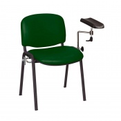 Sunflower Medical Green Vinyl Phlebotomy Chair
