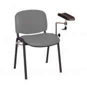 Sunflower Medical Grey Vinyl Phlebotomy Chair
