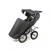 Sunshade and Rain Cover for the Racer+ Pushchair Buggy