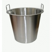 Stainless Steel Tapered Wax Container