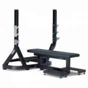 Technogym Pure Strength Olympic Flat Bench