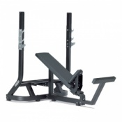 Technogym Pure Strength Olympic Incline Bench