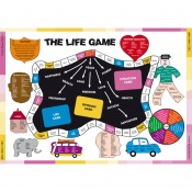 The Life Board Game Self-Awareness Activity