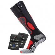 Therm-IC Powersock Comfort Heat Socks Set for Men with S-Pack 1400B Bluetooth Battery