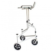 Days Adjustable Three-Wheeled Rollator with Armrest