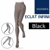 Sigvaris Eclat Infini Compression Tights - Black
