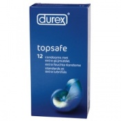 Durex Top Safe Condoms 12 Pack