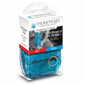 TheraPearl Hot and Cold Shin Wrap with Strap (2 Pack)