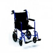 Drive Medical Aluminium Travel Chair Plus