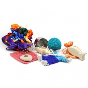 Treasure Traveller Sensory Toy Collection