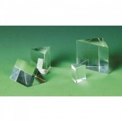 Perspex Acrylic Equilateral Prism