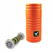 Trigger Point Grid Foam Roller and Quadballer Combo Pack
