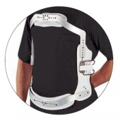 C37 Hyperextension Orthosis with Adjustable Angle Pelvic Band