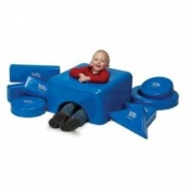 Tumble Forms 2 Deluxe Square Module Seating System