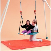 Tumble Forms 2 Deluxe Vestibulator II Extra-Long Platform Swing
