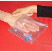 Urias Inflatable Double Chamber Small Hand Air Splint