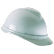 Non Vented Fast Trac V Gard 500 Protective Hard Hat