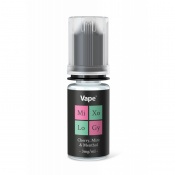Vape Mixology Cherry, Mint and Menthol E-Liquid