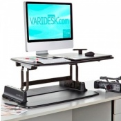 VARIDESK Sit Stand Single Desk