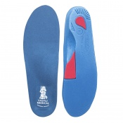 Vasyli Blue 6 Degree Custom Orthotic Insoles