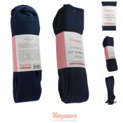 Venosure Pebble Blue Maternity Compression Socks (Pack of Two)