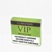 VIP Electronic Cigarette Apple E-Liquid Cartomisers