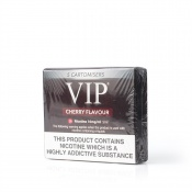 VIP Electronic Cigarette Cherry E-Liquid Cartomisers