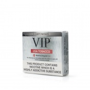 VIP Electronic Cigarette USA Tobacco High Strength E-Liquid Cartomisers