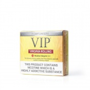 VIP Electronic Cigarette Virginia Rolling Tobacco Regular Strength E-Liquid Cartomisers