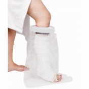 Vitility Shower Sleeve - Leg Half