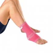 Vulkan AE Advanced Elastic Pink Ankle Support