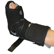 Waffle FootHold Splint with Anti-Rotation Bar (AFO)