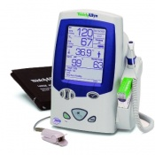 Welch Allyn Lxi Spot Vital Signs Monitor with SureBP, Masimo Sp02 and SureTemp Plus Thermometry