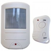 Watchguard Standalone Wireless Motion Sensor Alarm