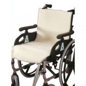 Wheelchair Fleece Seat Cover