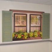 Window-Cal Window Shutters Pair