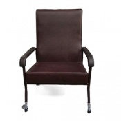High Backed Upholstered Bariatric Chair