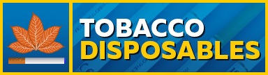 10 Motives Tobacco Disposable E-Cigarettes