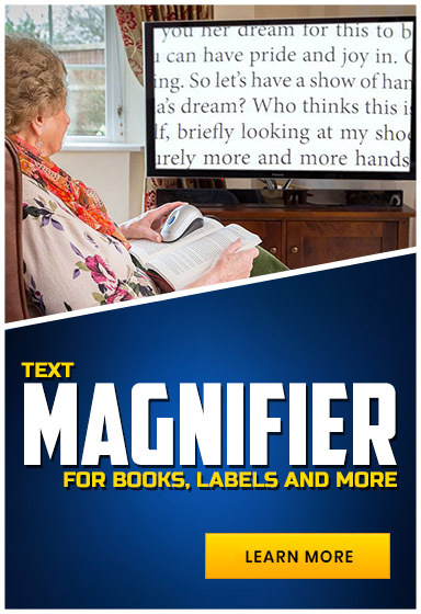 Learn About Our Best Text Magnifier – the Bierley MonoMouse