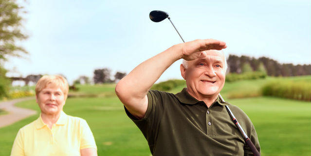 Don't let arthritis spoil your game