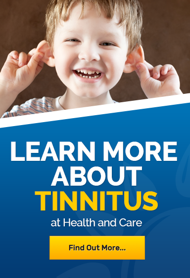 Our best tinnitus solutions at health and care