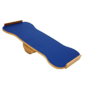 Lateral Balance Rocker Board