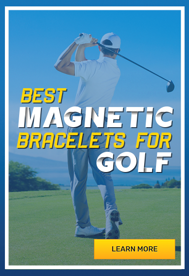 Magnetic Bracelets to Improve Your Golfing Performance
