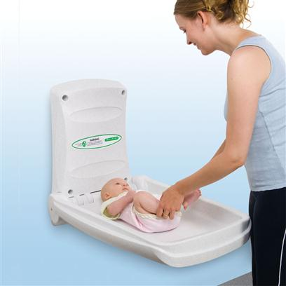 Magrini Vertical Wall Mounted Baby Changing Unit Sports