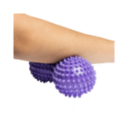 Pro11 Peanut Spiky Body and Foot Roller