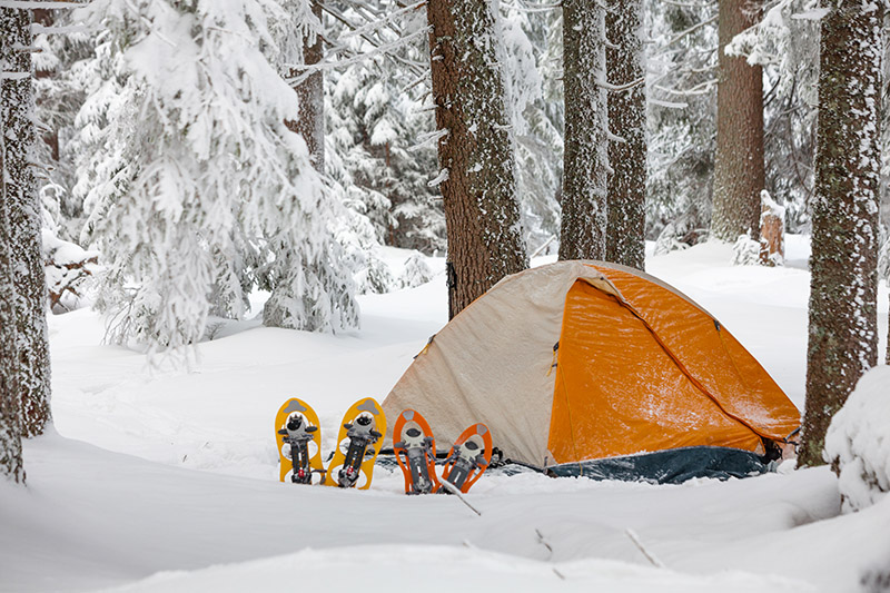 Tips for Camping in the Cold This Winter