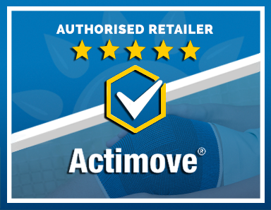 We Are an Authorised Retailer of Actimove Products